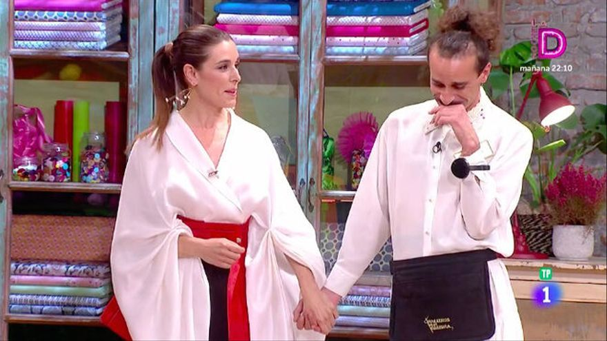 'Maestros de la costura 4': vuelve Ancor y Fermín dice adiós al concurso