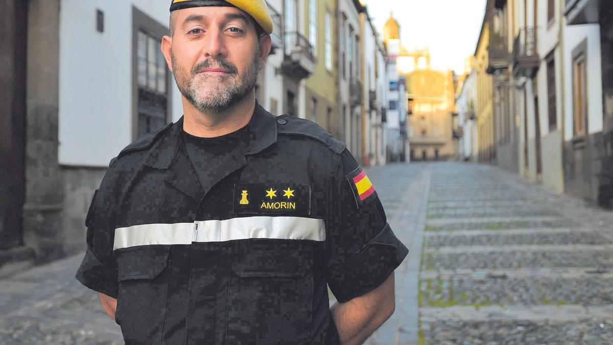 Roberto Amorín.