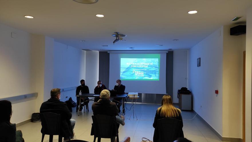 La Mancomunitat de l'Horta Nord trabaja en la elaboración de un plan de captación de fondos europeos