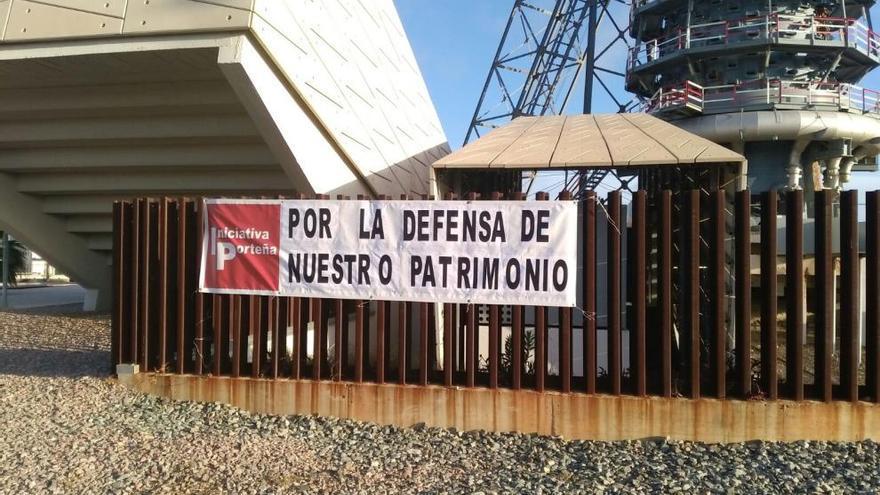 IP considera «insultante» que Sagunt promocione el patrimonio industrial «cuando lo tiene abandonado»