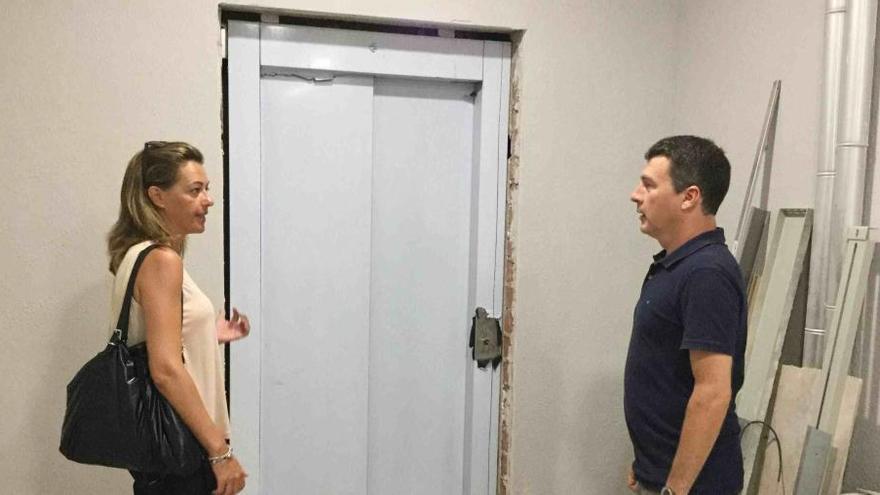 """""""La instalación de un ascensor no puede estar condicionada al coste"""""""