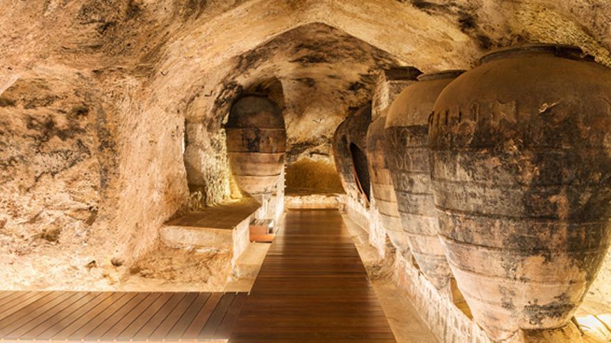 Un centro de interpretación del vino en Requena