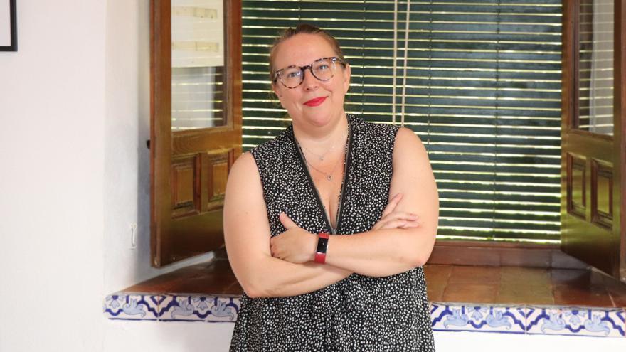 Patricia Fernández de Lis analiza el viernes la labor de la prensa en esta crisis covid-19