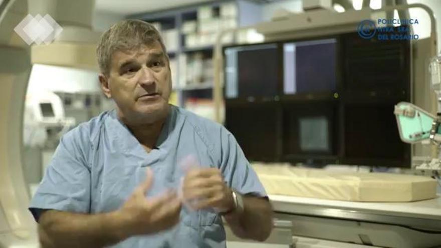 Policlínica hemodinámica