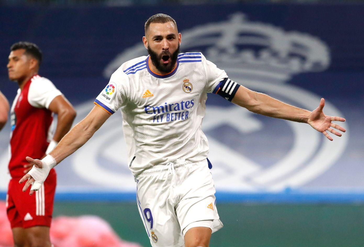 Las mejores imágenes del Real Madrid - Celta
