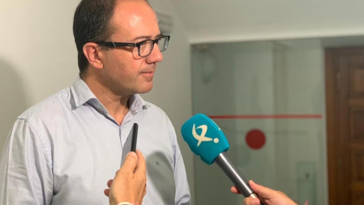 Cayetano Polo será portavoz de Ciudadanos en la Asamblea