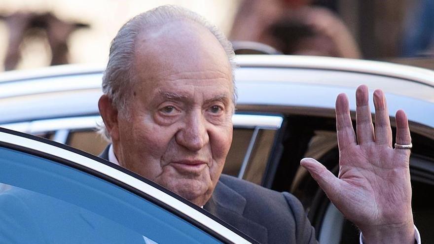 ENCUESTA | ¿Qué opinas de la salida de Juan Carlos I?