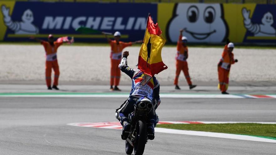Jorge Martín conquista el Mundial de Moto3