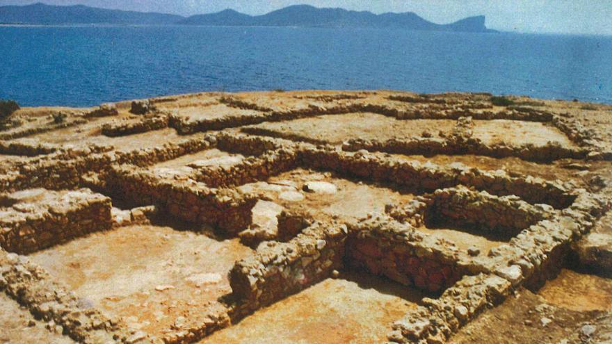 Primeras arquitecturas en Formentera
