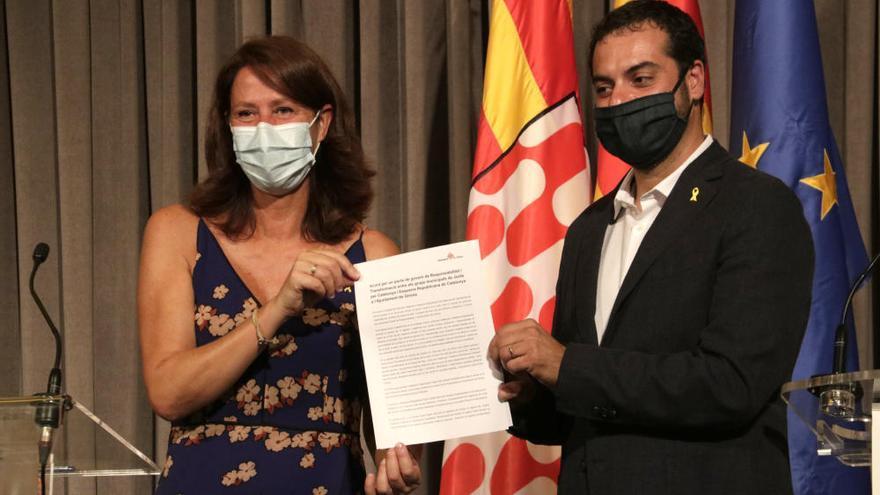 ERC entra al govern de Madrenas i es queda Cultura, Educació i Habitatge