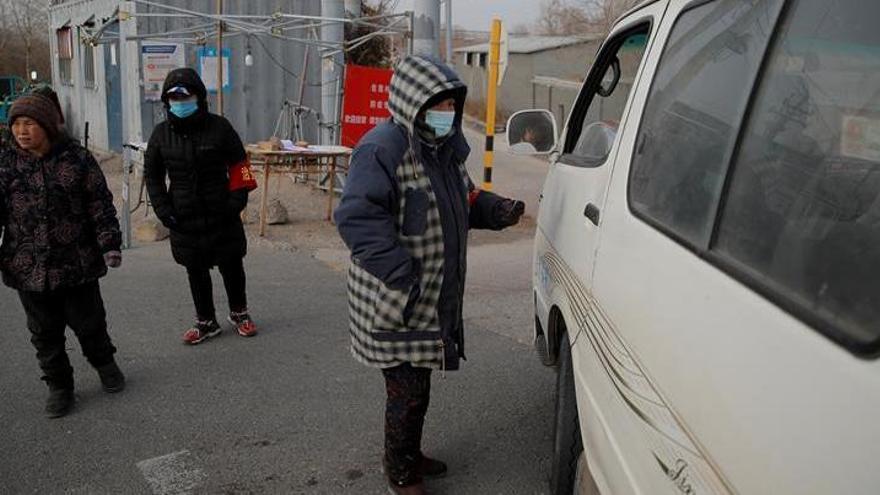 China registra una muerte por covid, la primera desde mayo