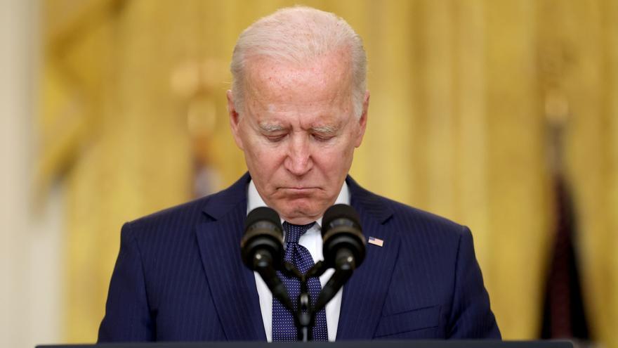 Un desafiante Joe Biden promete venganza