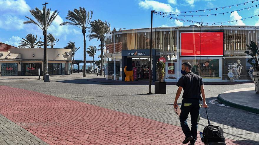 El TSJC declara nula la renovación de la tienda de Fund Grube en Meloneras