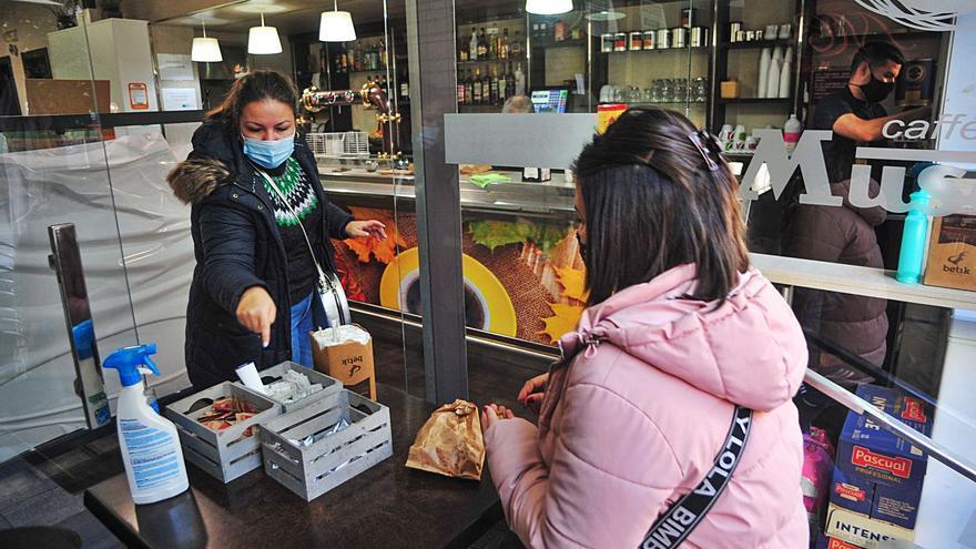 O Salnés registra 9.350 desempleados en diciembre, 296 más que el mes anterior