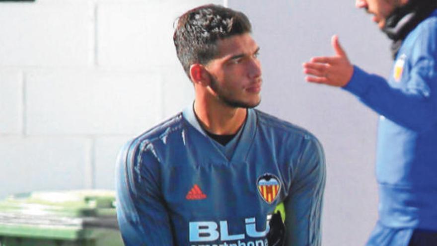 Blázquez, el portero argentino que ha fichado el Valencia CF