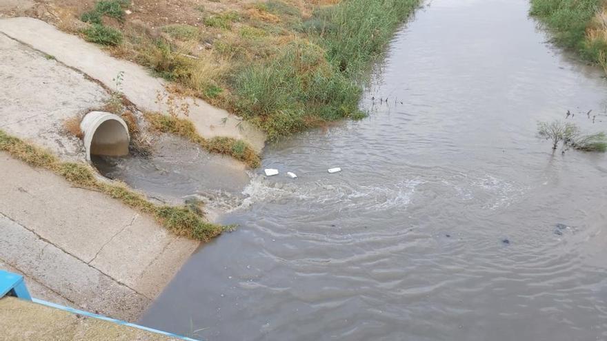 Prohibido usar fertilizantes en el Mar Menor ante la previsión de lluvias