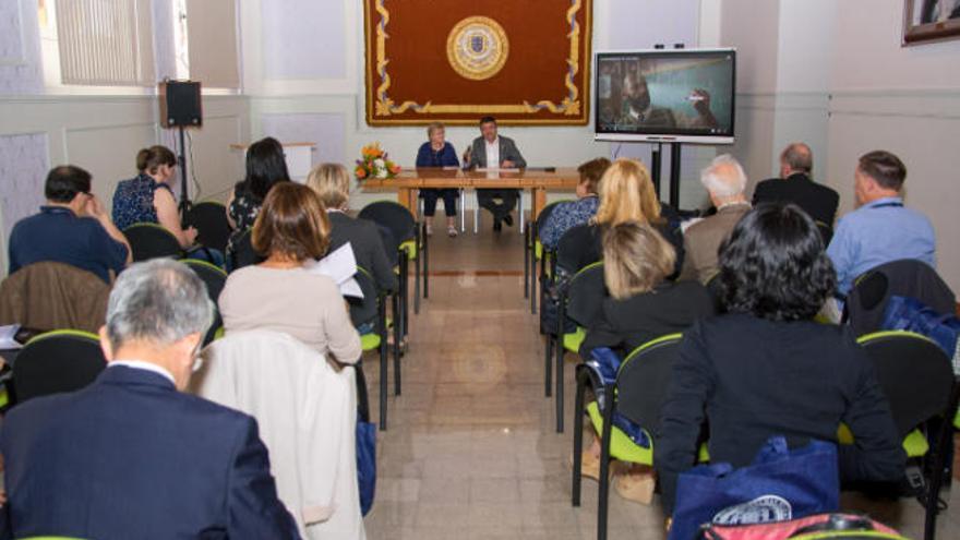 Canarias acoge la reunión de la Red Internacional de Universidades en Islas