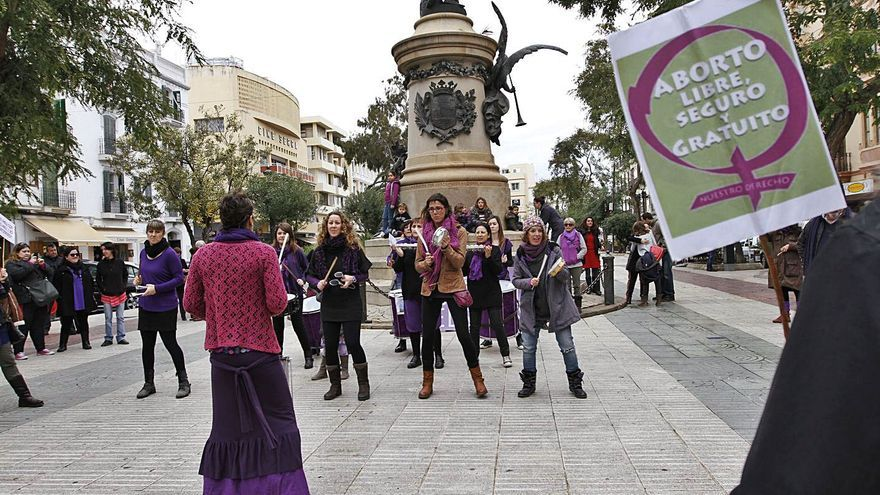 La sanidad pública practicó 367 abortos en Ibiza y Formentera en 2020