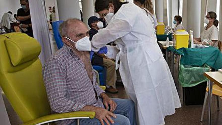 Morvedre registró la semana pasada el mayor número de contagios desde febrero
