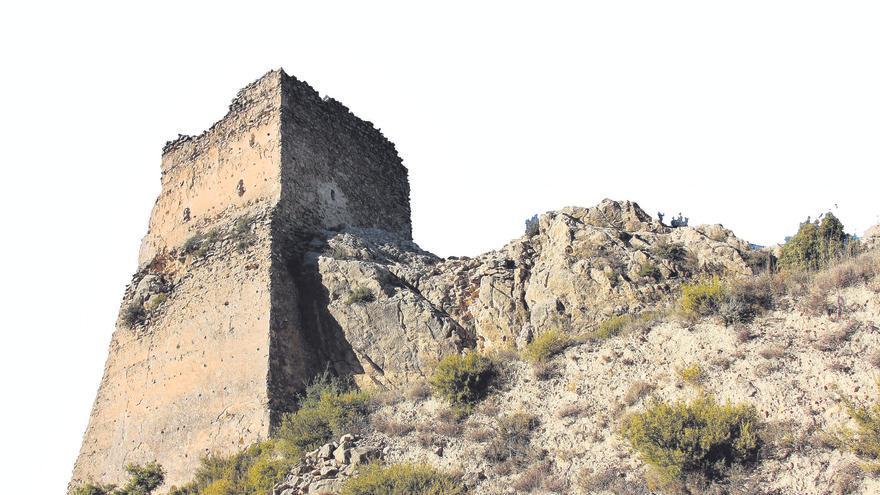 Benifallim, el Castell de l' Alcoià