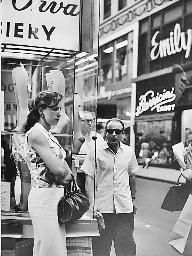 Nova York nos 60.