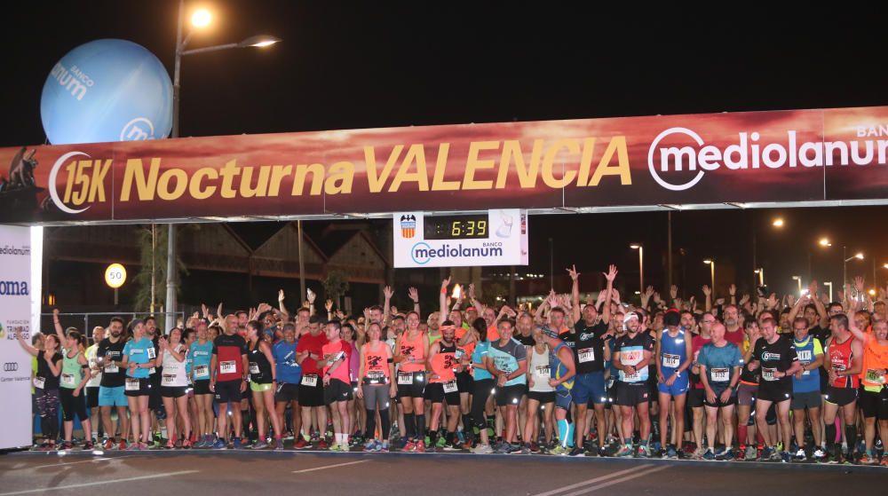 Búscate en la 15K Nocturna Valencia 2019