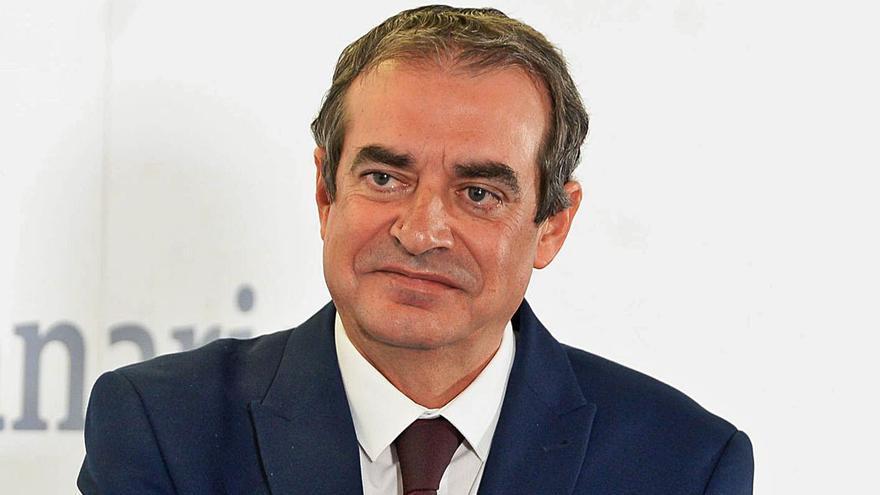 Moreno propone trasladar a RTVE el modelo de consenso de la TV canaria