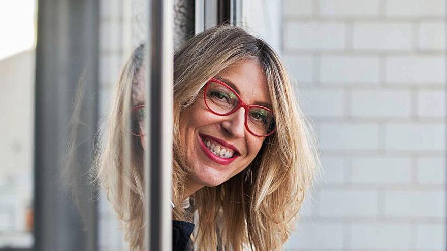 """María Eugenia Rodríguez Palop: """"Podemos debe seguir exigiendo los traslados de migrantes a la Península"""""""