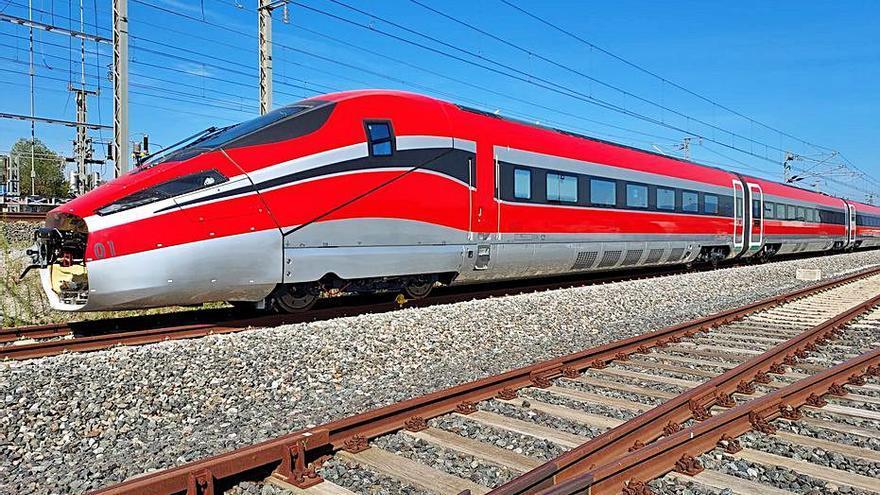 El tram Figueres-Perpinyà, banc de proves d'un nou operador ferroviari