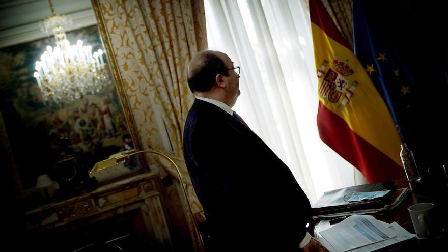 """Miquel Iceta: """"En las oposiciones para estabilizar interinos, la experiencia pesará un 40%"""""""