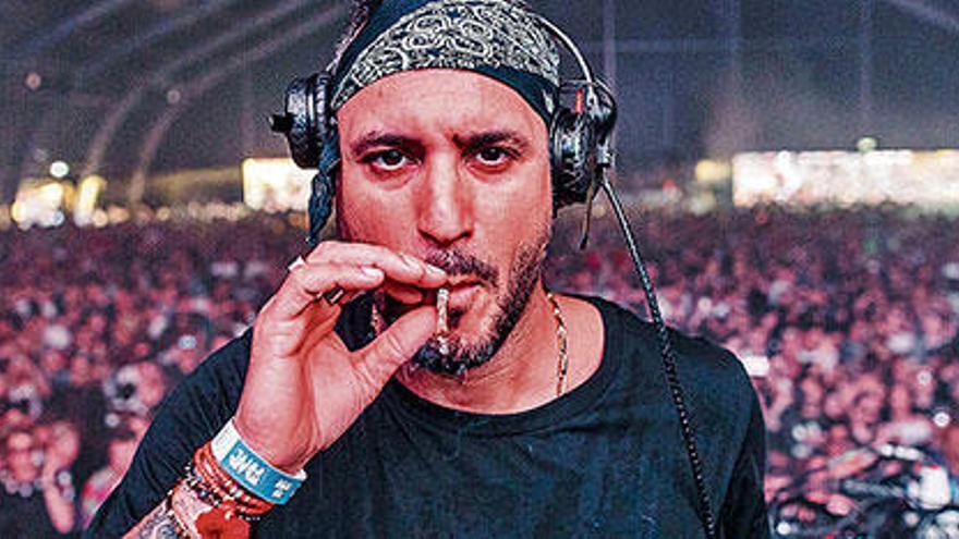 DJ Loco Dice ist Headliner beim Origen Fest auf Mallorca