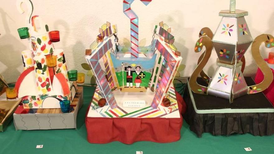 150 gaiatas escolares en el concurso de Sequiol