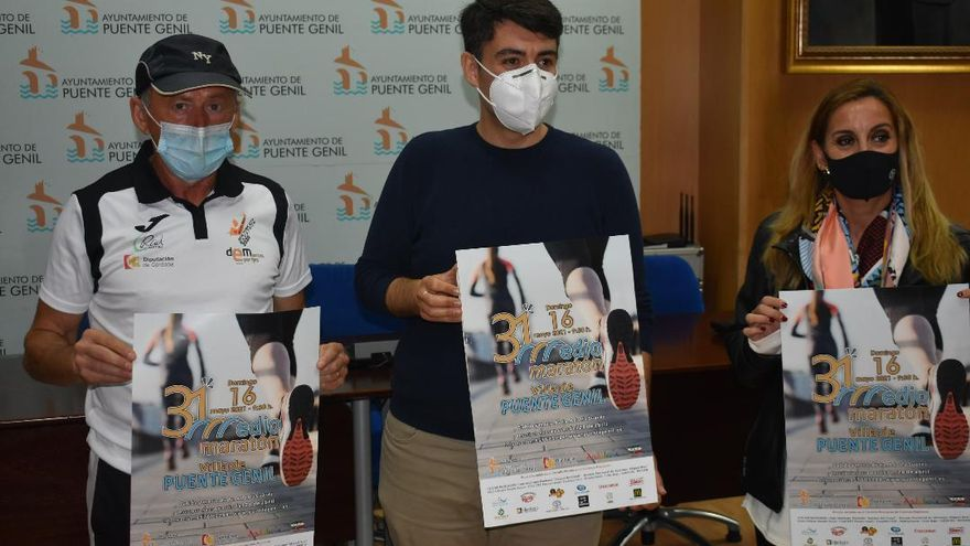 La Media Maratón de Puente Genil tendrá lugar con importantes cambios