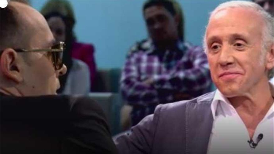 Risto Mejide pone contra las cuerdas a Eduardo Inda