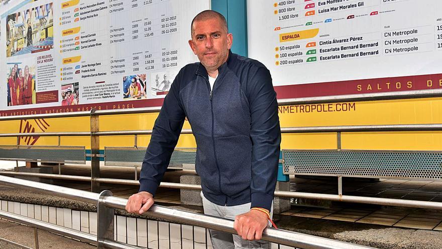 El Metropole le echa el lazo al técnico Fred Vergnoux