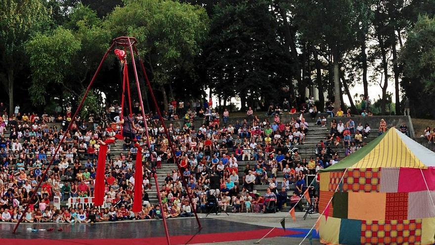 El circo y la vida, vistos por Manicómicos