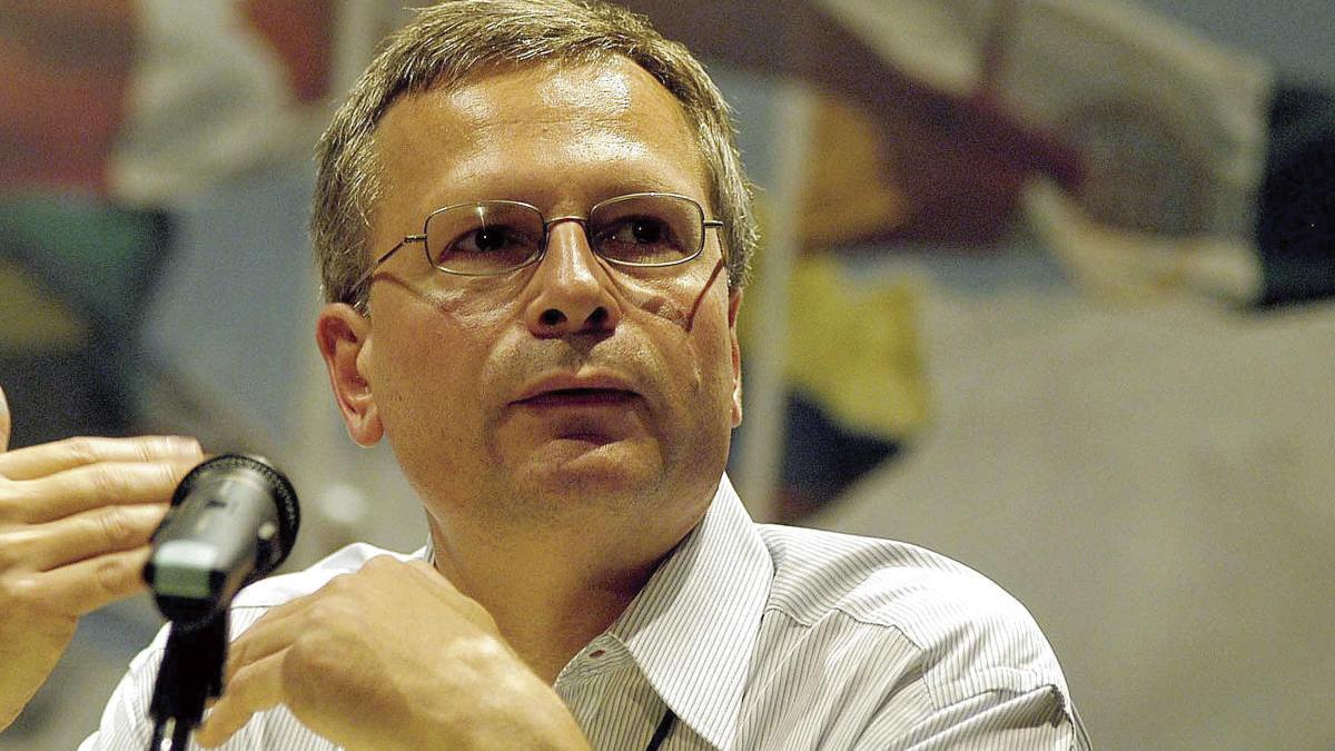 El economista turco Dani Rodrik.