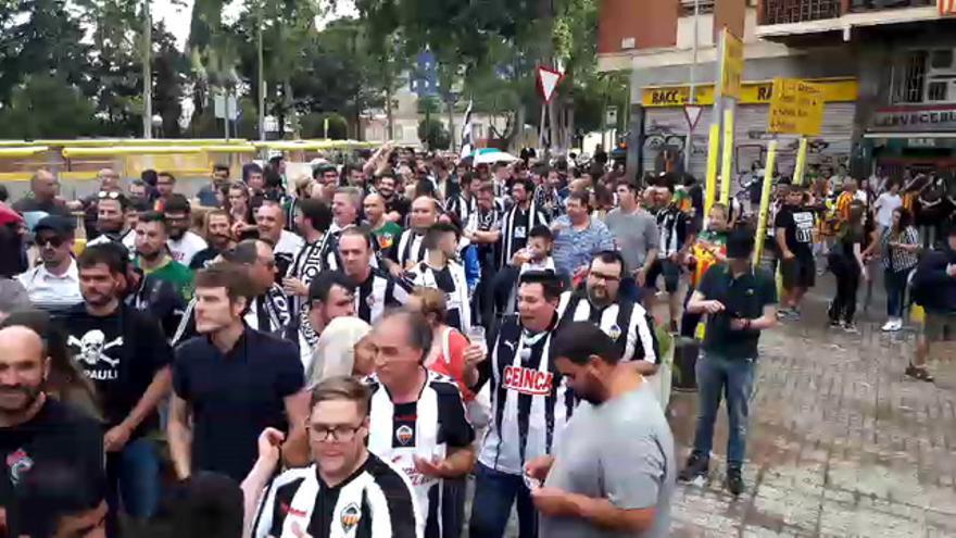El Castellón, a un paso de Segunda B (1-1)
