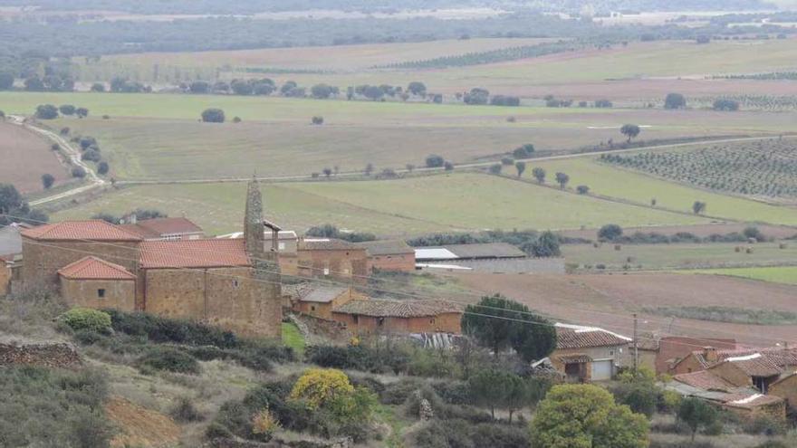 La Diputación de Zamora aprueba la mejora de la carretera de Alcubilla a Villageriz con un presupuesto de 805.000 euros