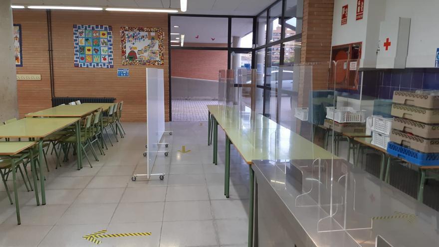 València destina 200.000 euros más para monitores de comedores escolares