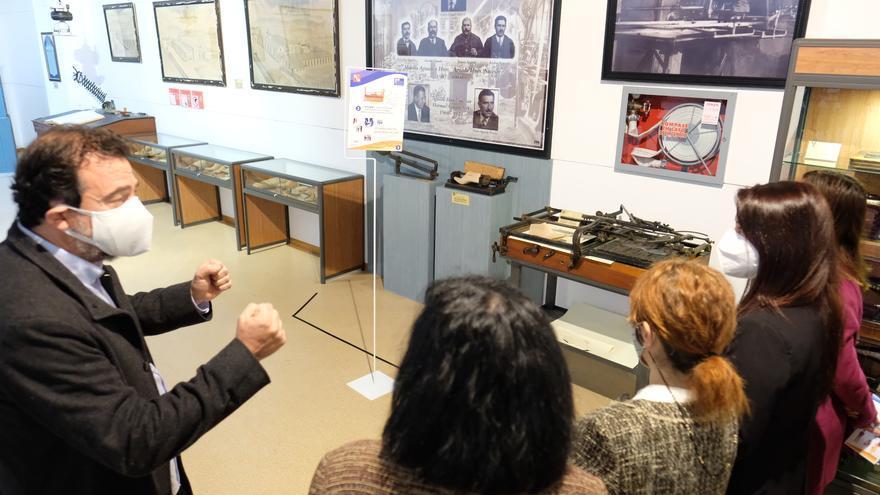 """El Museo del Calzado de Elda, el primero de la provincia con visita autoguiada """"Made in Costa Blanca"""""""