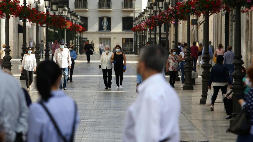 Málaga durante el estado de alarma | Lunes, 11 de mayo