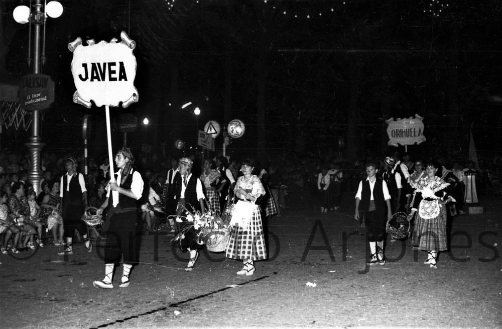 HOGUERAS 1966