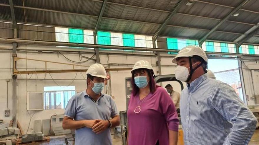 La Junta busca ordenar la extracción del granito en Quintana de la Serena