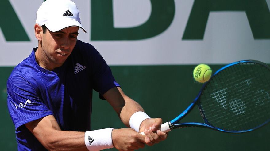 Jaume Munar se despide de Roland Garros ante Olpeka
