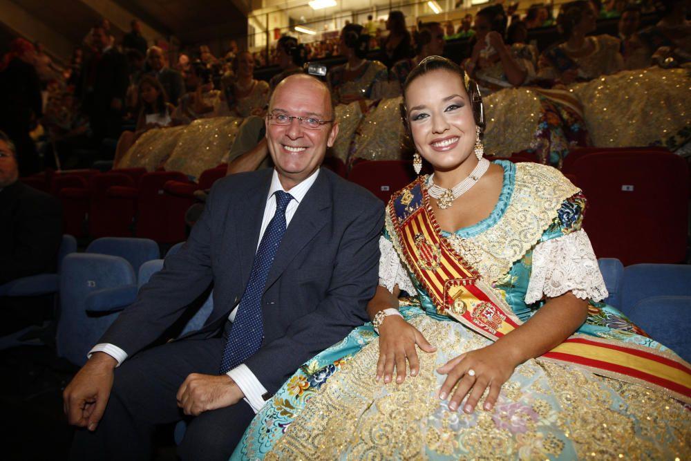 Corte 2010. Félix Crespo y Marta Agustín.