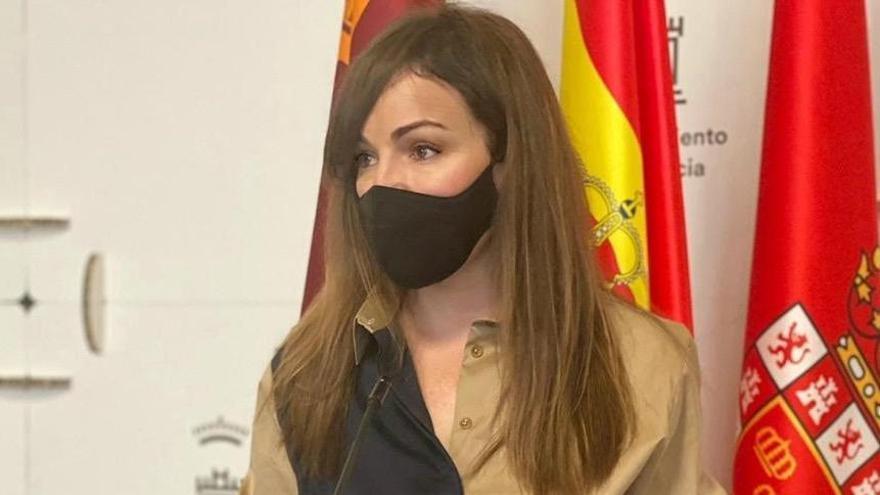 Rebeca Pérez, designada portavoz del Grupo Municipal Popular en el Ayuntamiento de Murcia