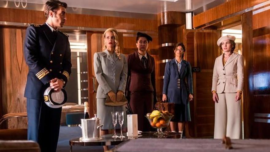'Alta Mar', la nueva serie de Netflix, empieza a rodar