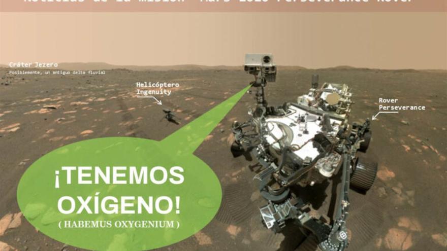 ¿Viviremos en Marte? El Perseverance lo está haciendo posible