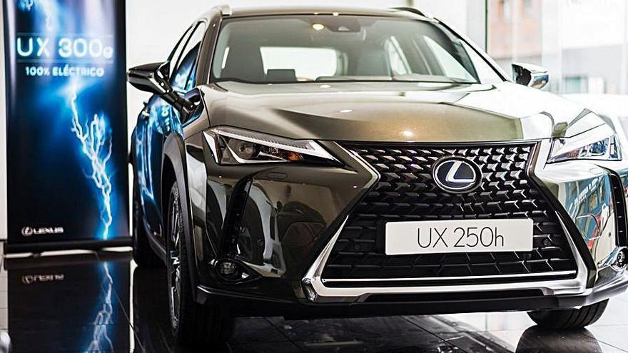 La tranquilidad de la garantía Lexus Relax